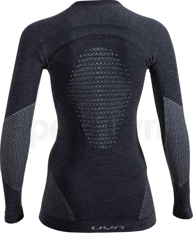 Funkční tričko Uyn Fusyon Cashmere UW Long Sleeve W - černá