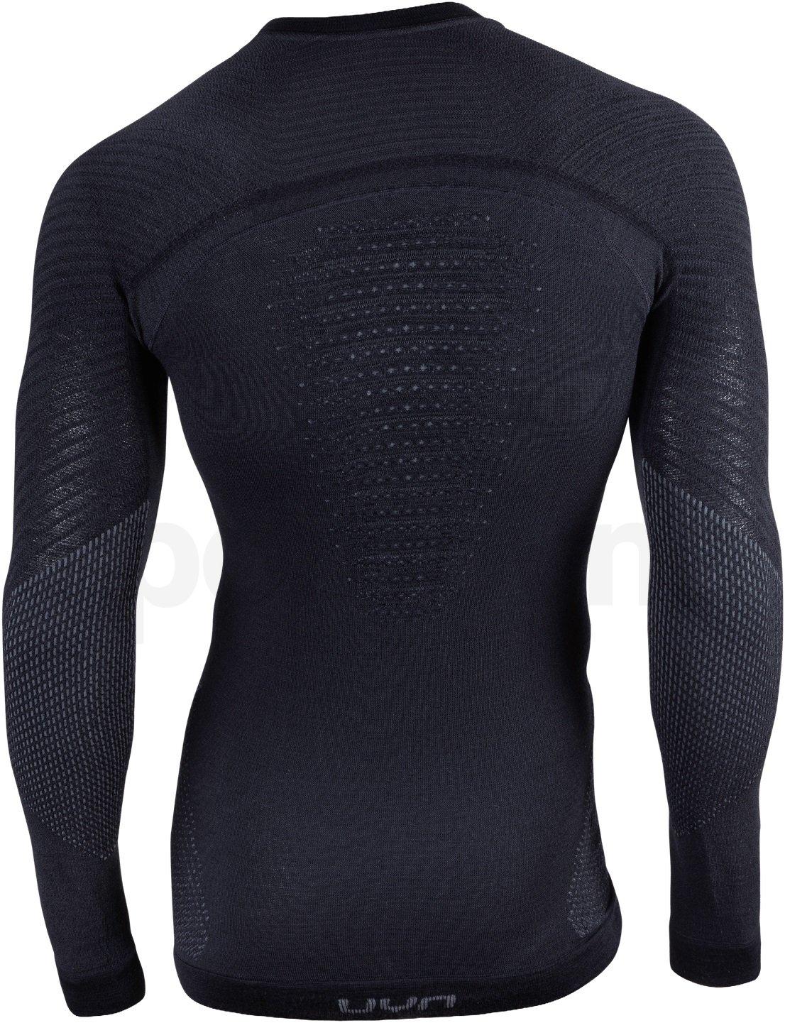 Funkční tričko Uyn Fusyon Uw Shirt Long Sleeve M - černá