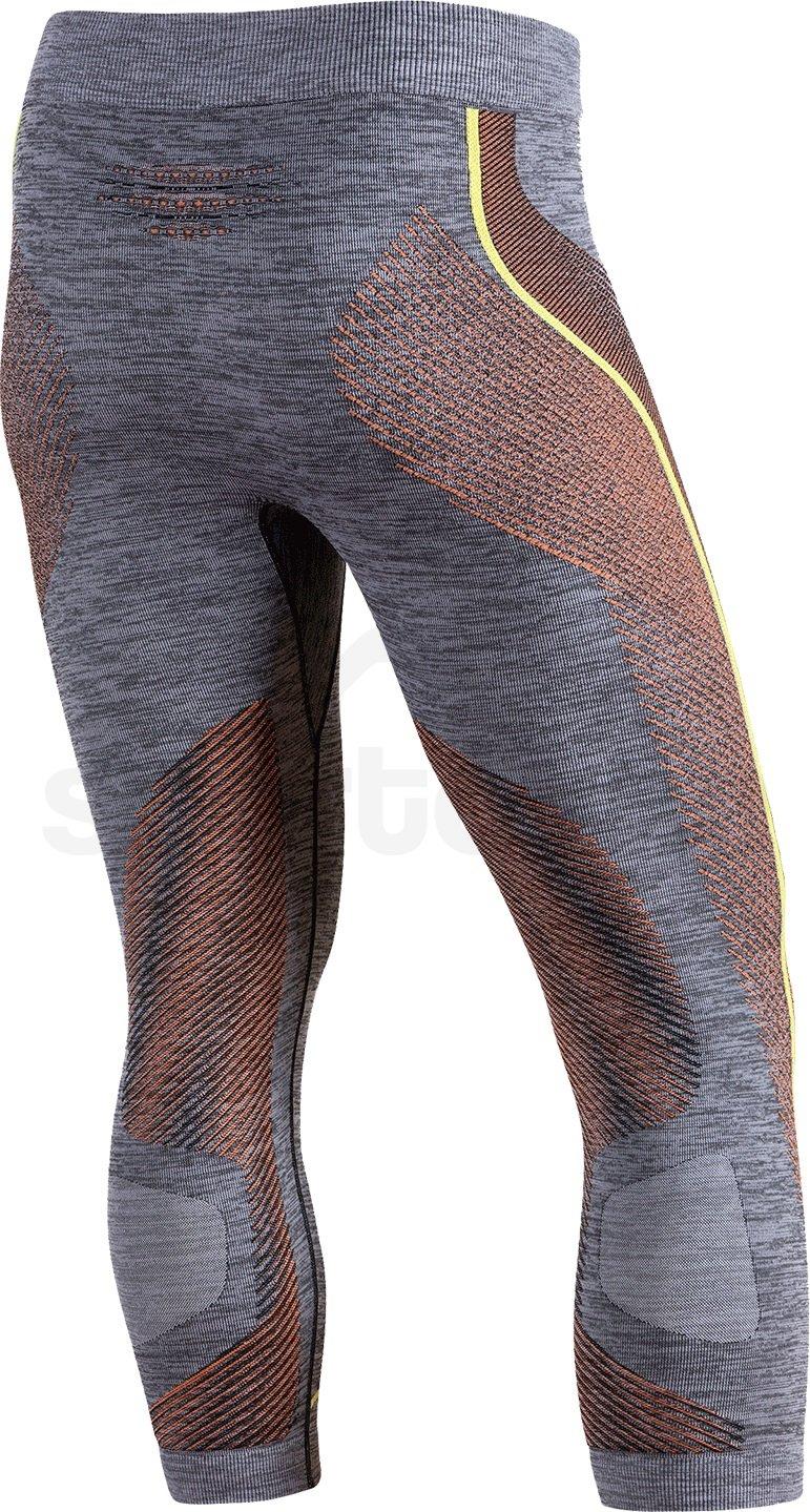 Funkční spodky Uyn Ambityon UW Pant Medium - šedá/žlutá