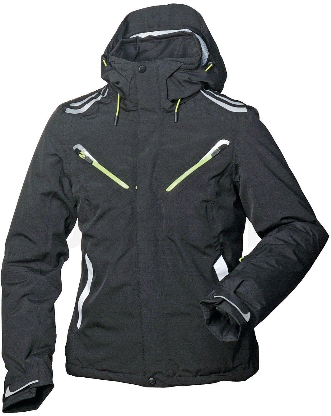 Lyžařská bunda Halti Force - černá
