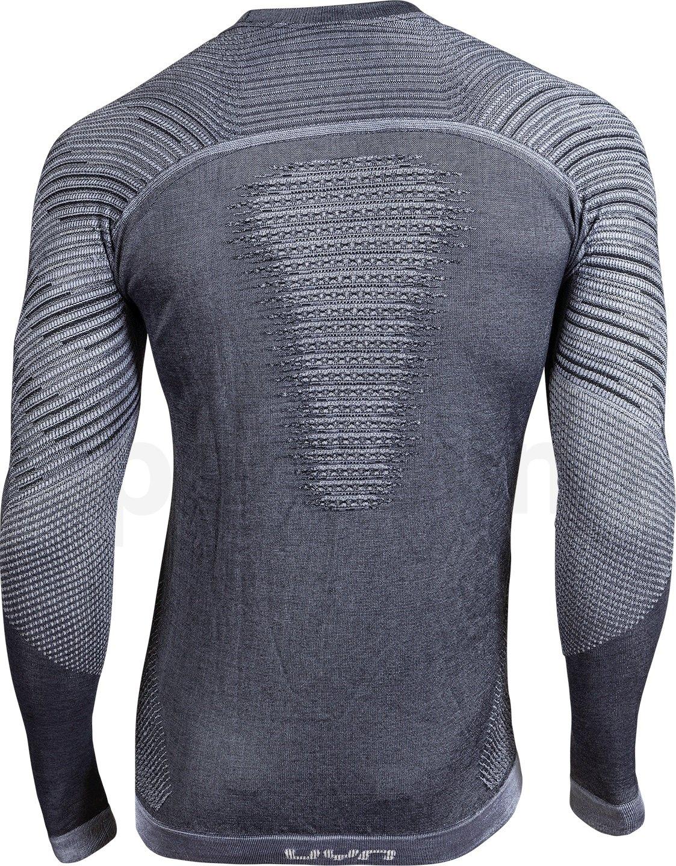 Funkční tričko Uyn Cashmere Shiny Man Underwear Shirt - stříbrná