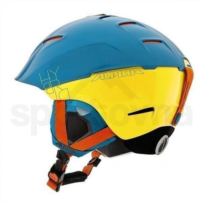 Cheos blue yellow 9058-81 Alpina-700x700