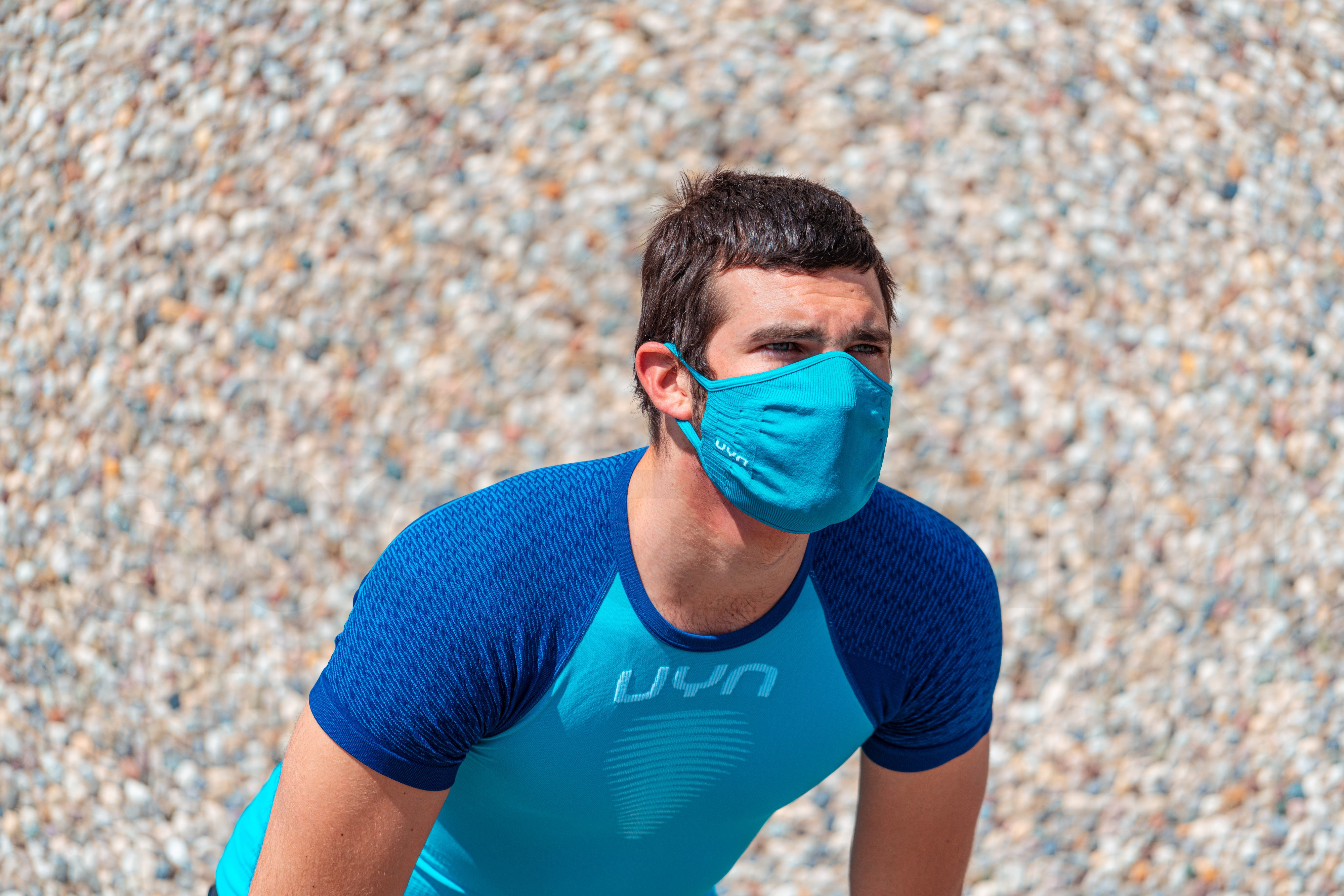 Rouška UYN Community Mask - černá