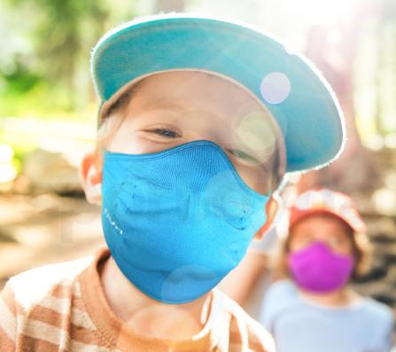 Dětská rouška UYN Community Mask - růžová