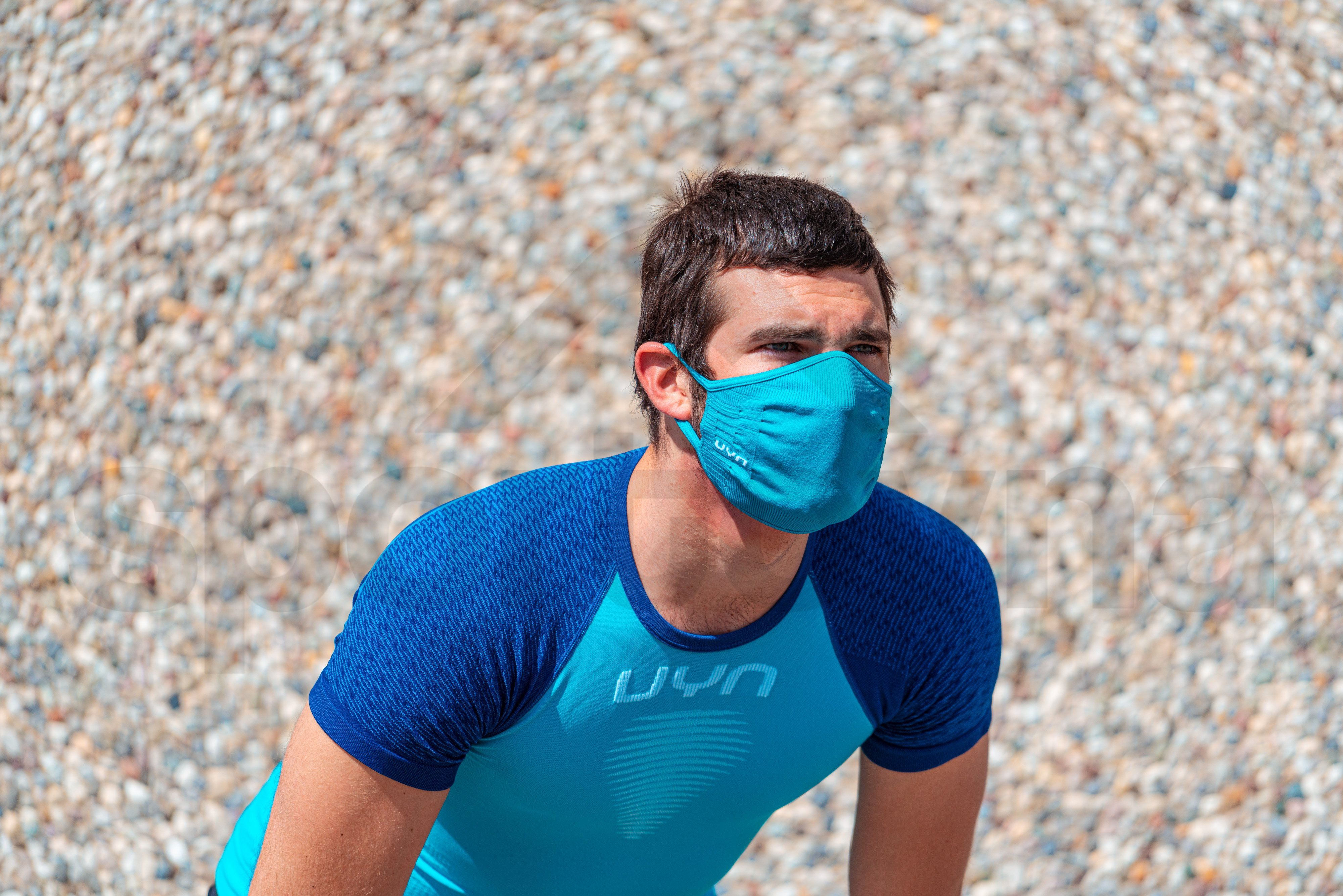 Rouška UYN Community Mask - tmavě modrá