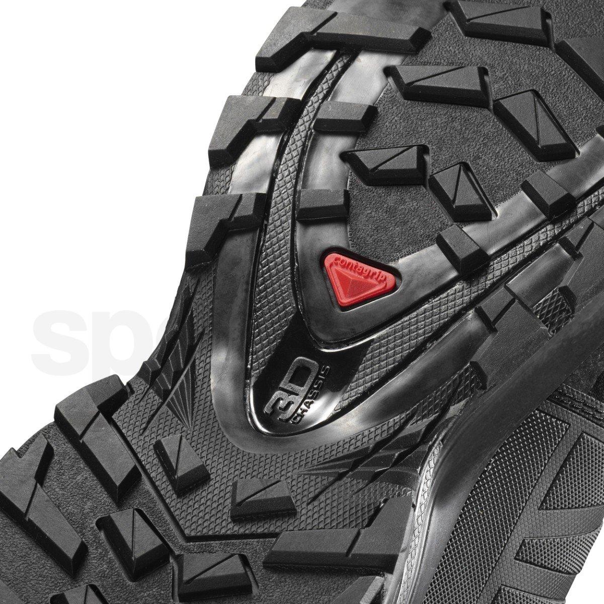 Obuv Salomon XA Wild GTX M - černá