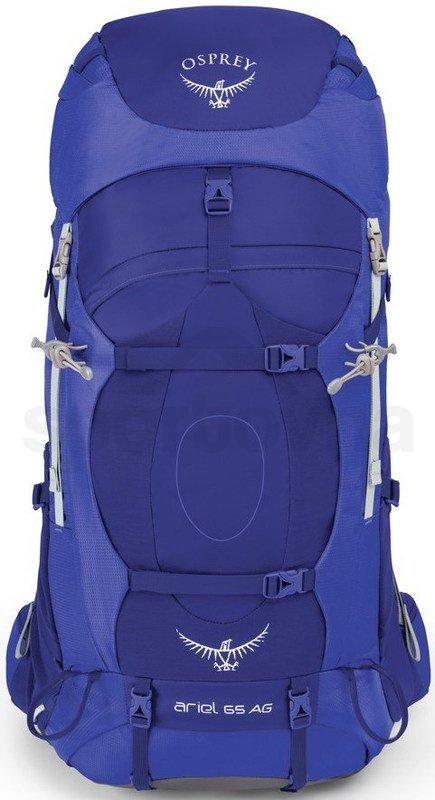 Batoh Osprey Ariel AG 65l - modrá