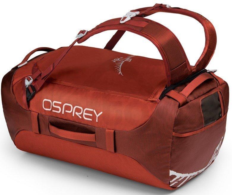 Taška Osprey Transporter 65 II - červená