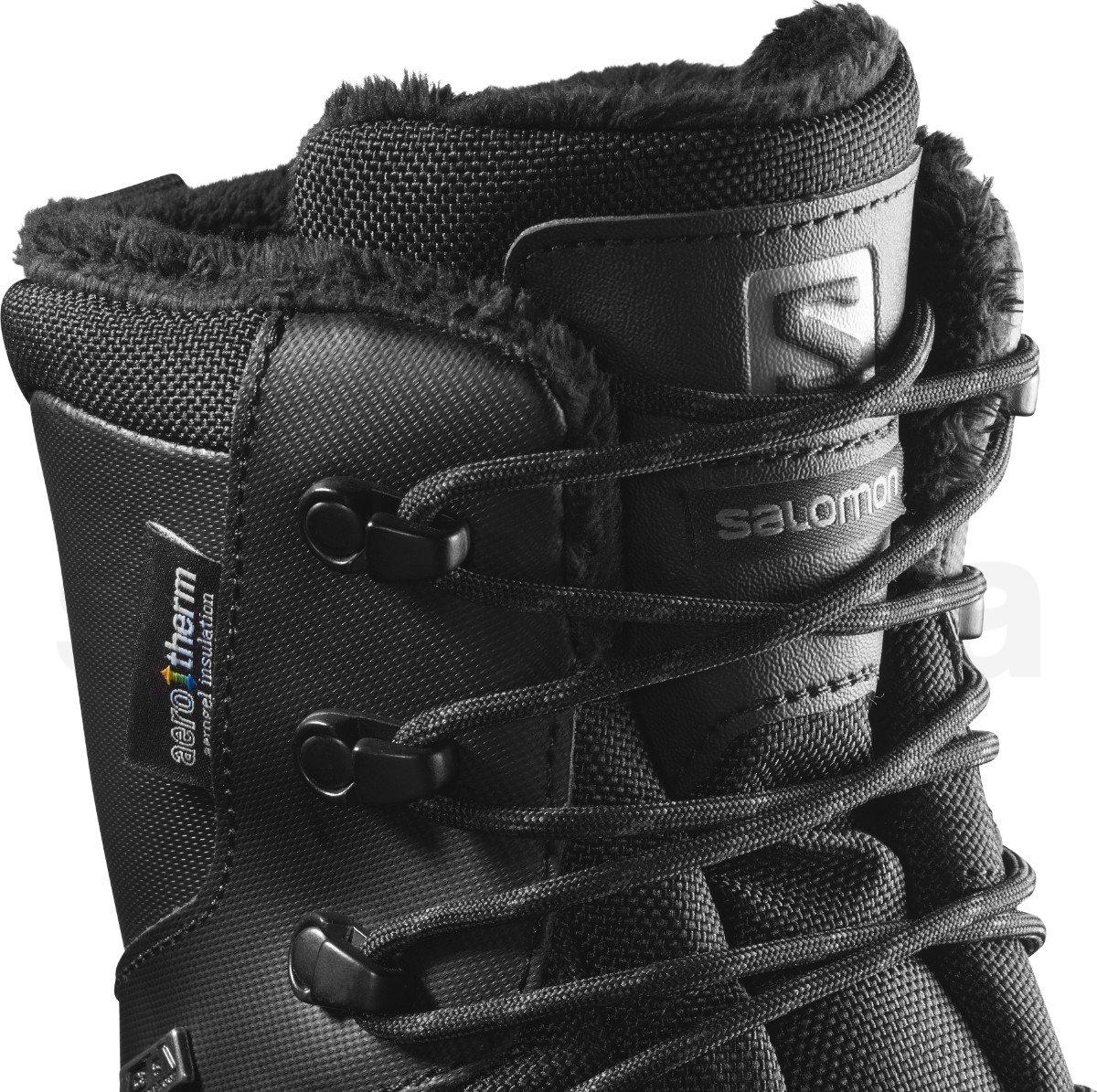 Boty Salomon TOUNDRA PRO CSWP M - černá