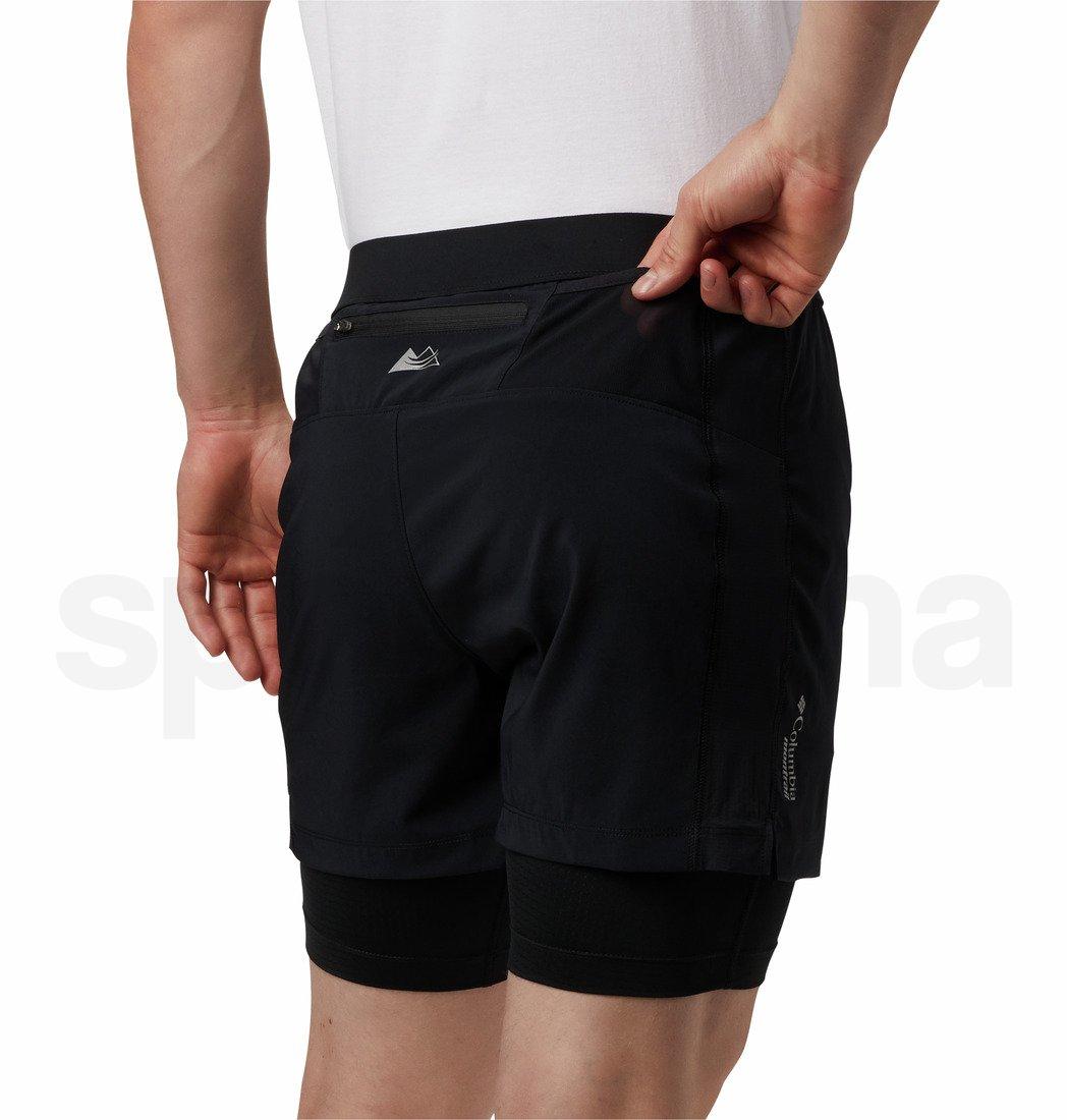 Šortky Columbia Montrail Titan Ultra™ II Short - černá