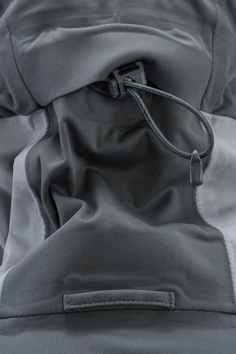 Bunda Silvini Arancio WJ1334 - šedá