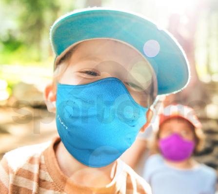 Dětská rouška UYN Community Mask - černá