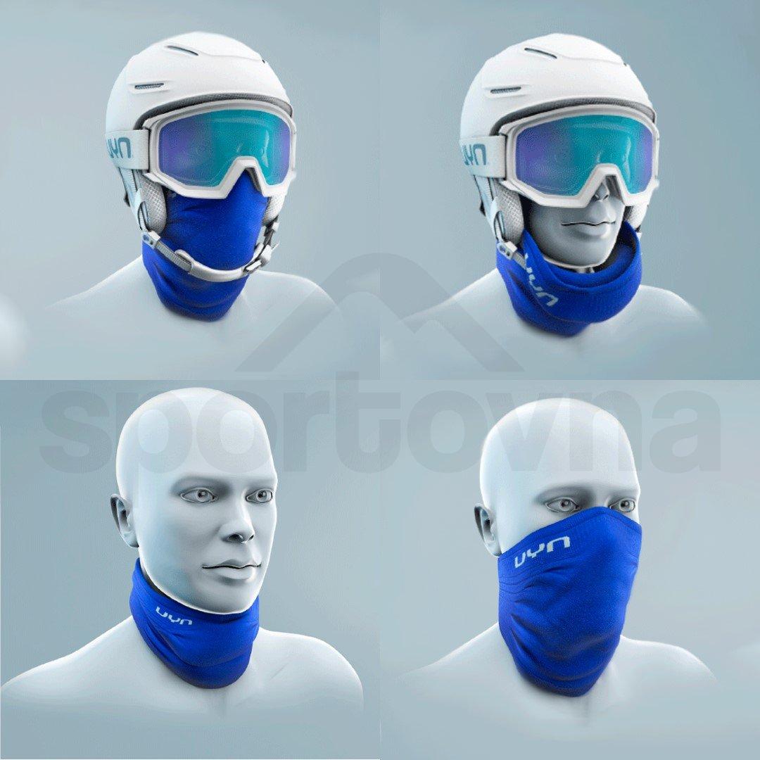 Rouška UYN Community Mask Winter - modrá