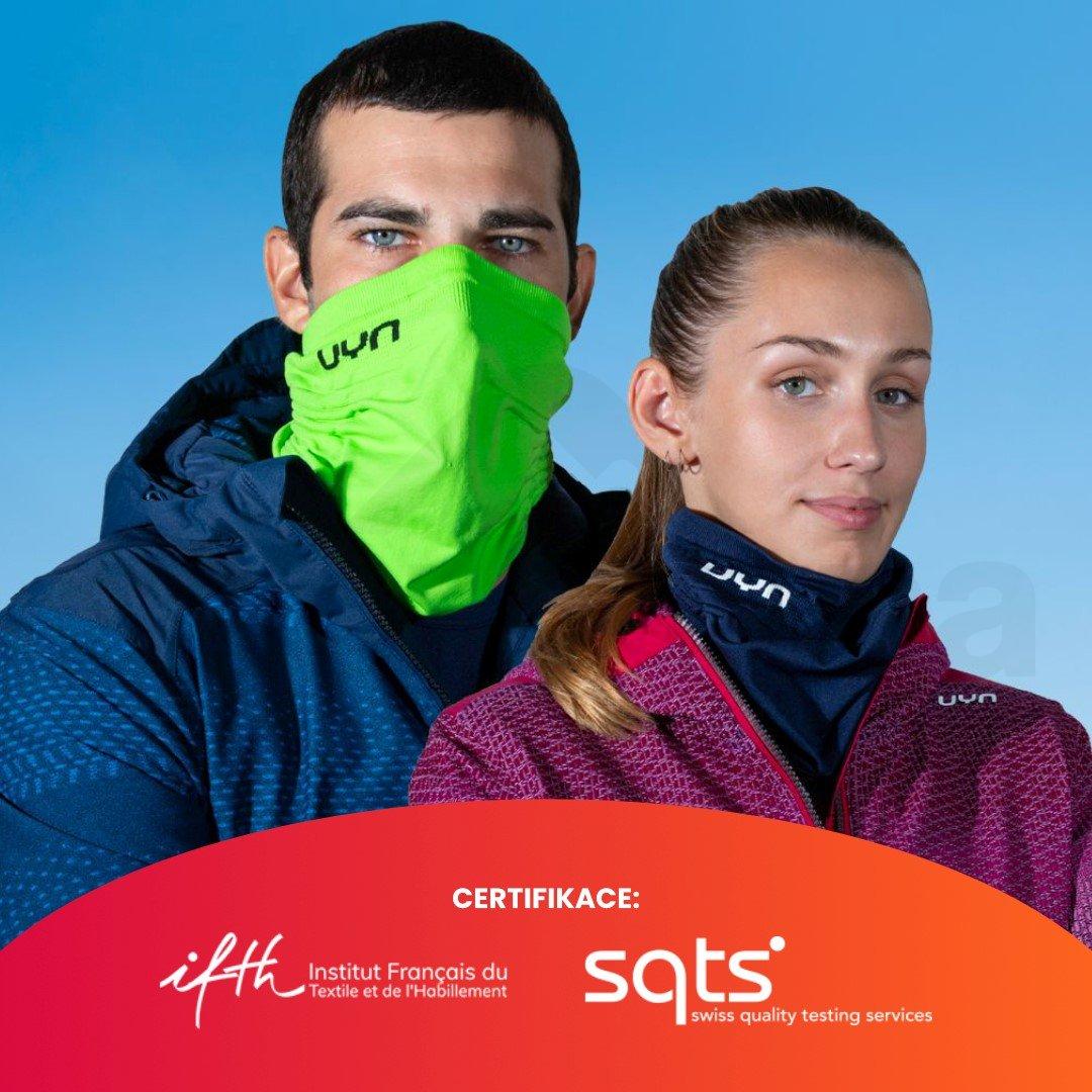 Rouška UYN Community Mask Winter - zelená