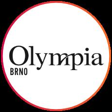 Olympia Brno U Dálnice 777 664 42 Modřice  OTEVÍRACÍ DOBA  PO - PÁ 10:00 - 21:00  SO + NE 9:00 - 21:00  +420 730 595 554