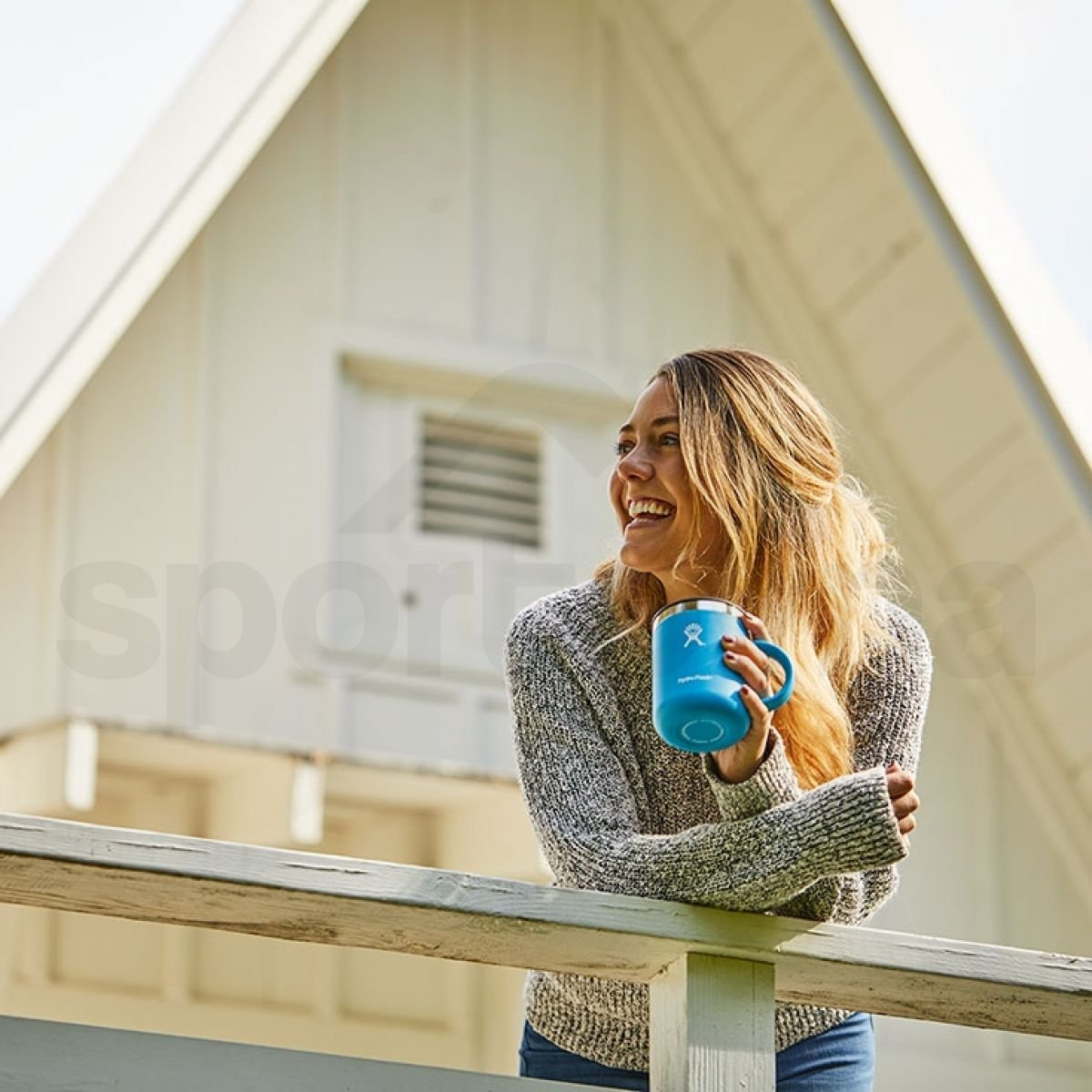 Hrnek Hydro Flask 12 oz Coffee Mug - modrá