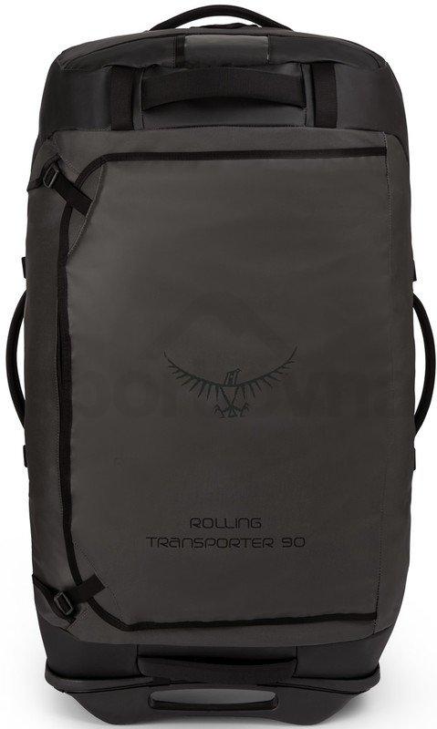 Taška Osprey Rolling Transporter 90 - černá