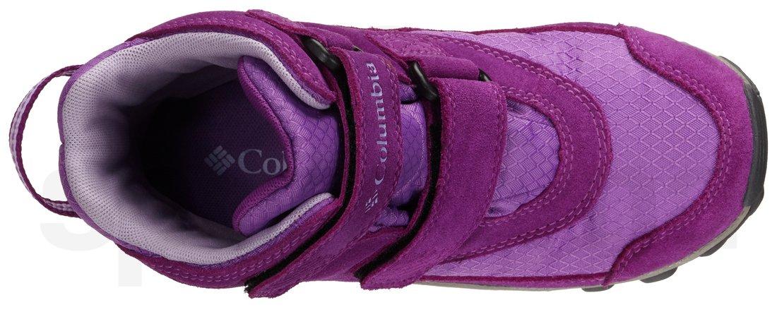 Obuv Columbia Youth Parkers Peak™ Boot - fialová