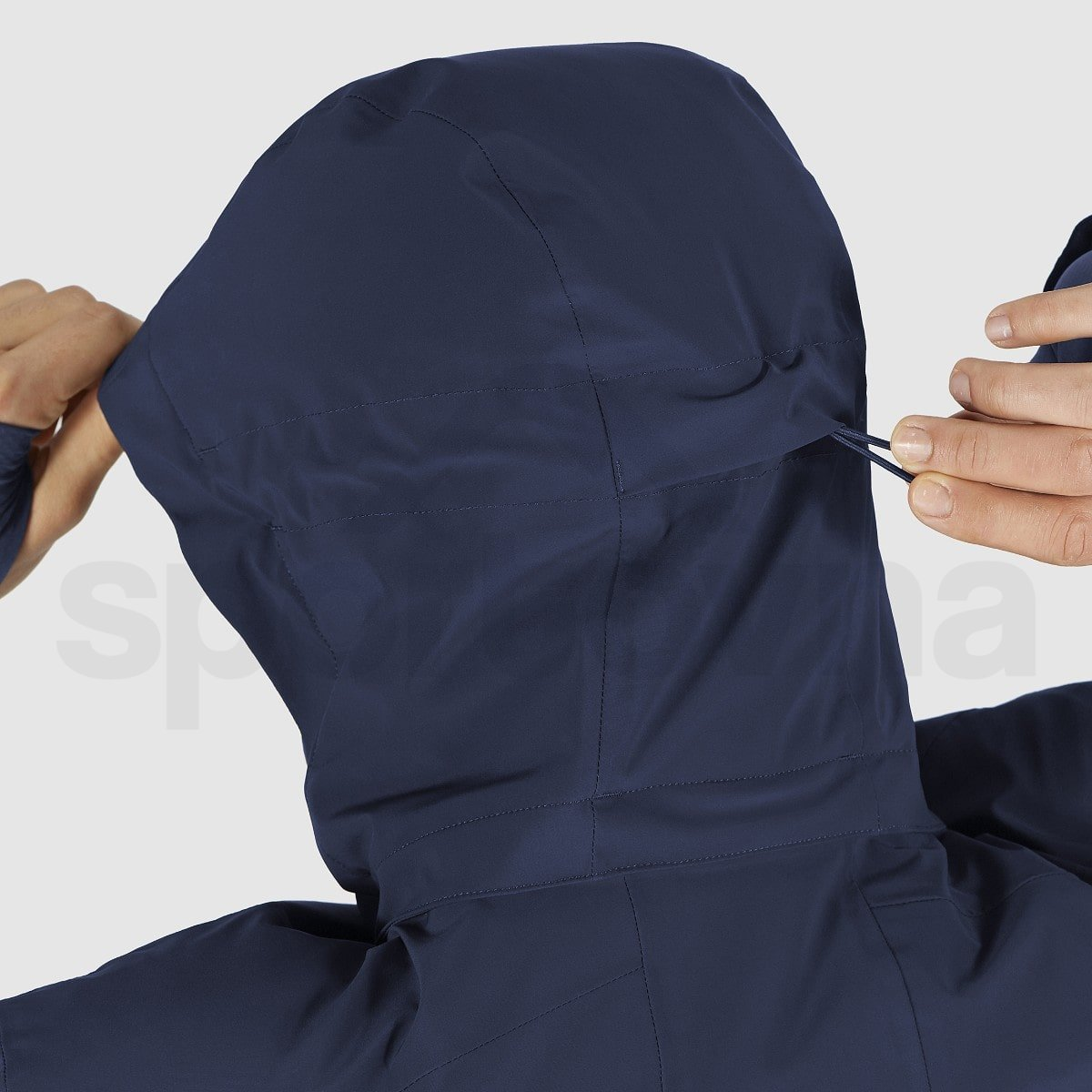 Bunda Salomon Brilliant JKT M - tmavě modrá