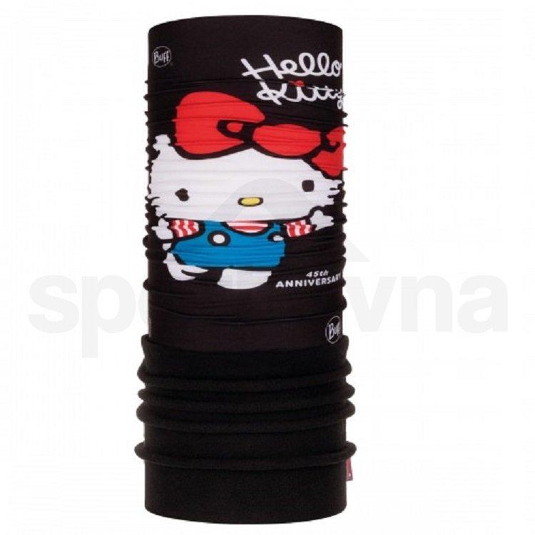 multifunkční šátek-nákrčník Buff Junior Hello Kitty 45th