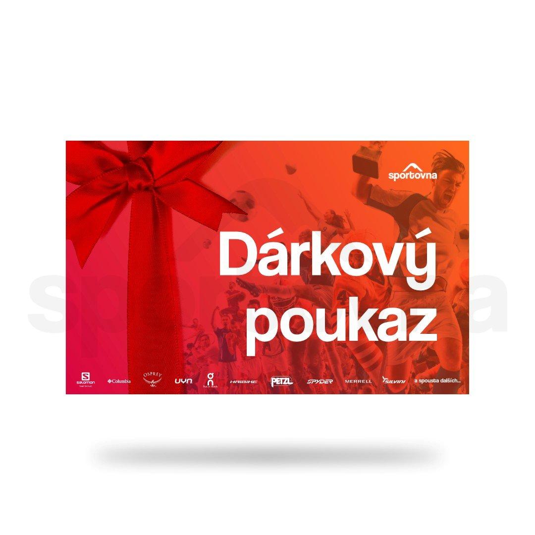 Poukaz 3000 Kč na nákup na eshopu sportovna.cz