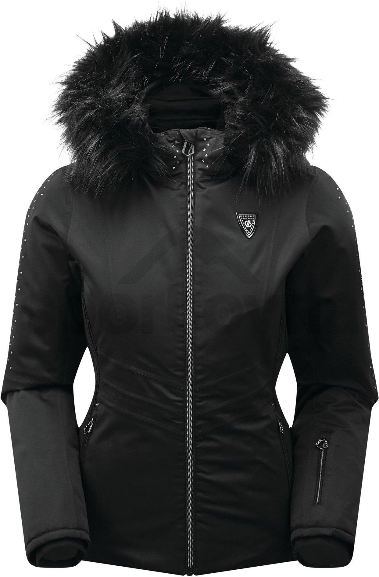 damska-zimni-bunda-dare2b-bejewel-cerna