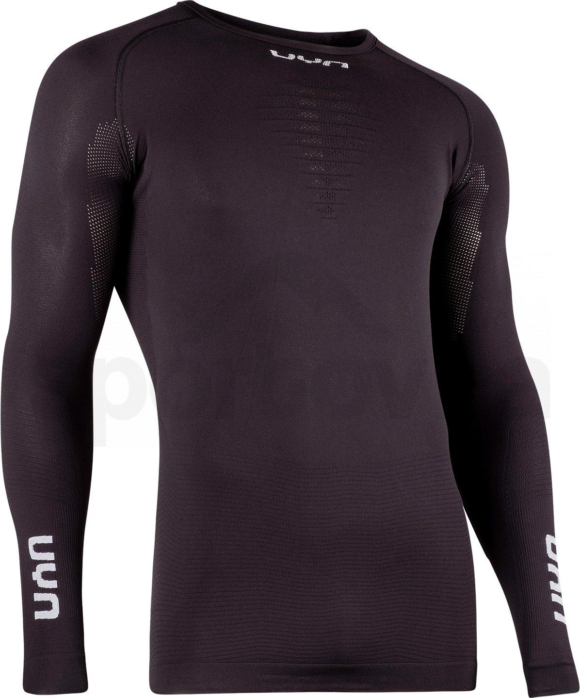 Tričko Uyn Energyon UW Shirt Long Sl. M - černá