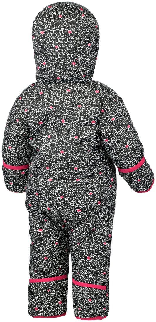 Kombinéza Columbia Snuggly Bunny™ Bunting - černá/růžová