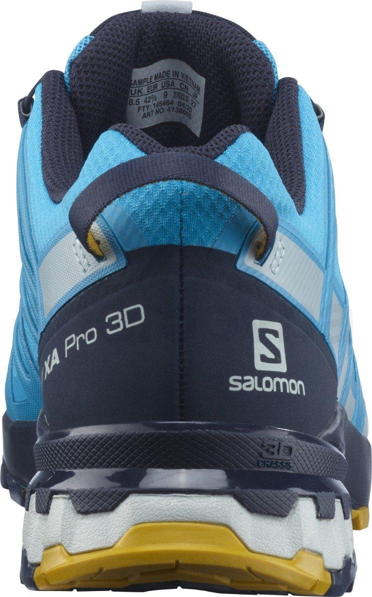 Obuv Salomon XA PRO 3D V8 GTX M - modrá