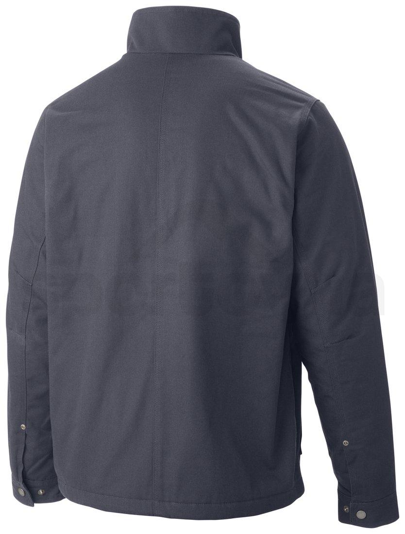 Bunda Columbia Loma Vista™ Jacket M - tmavě šedá