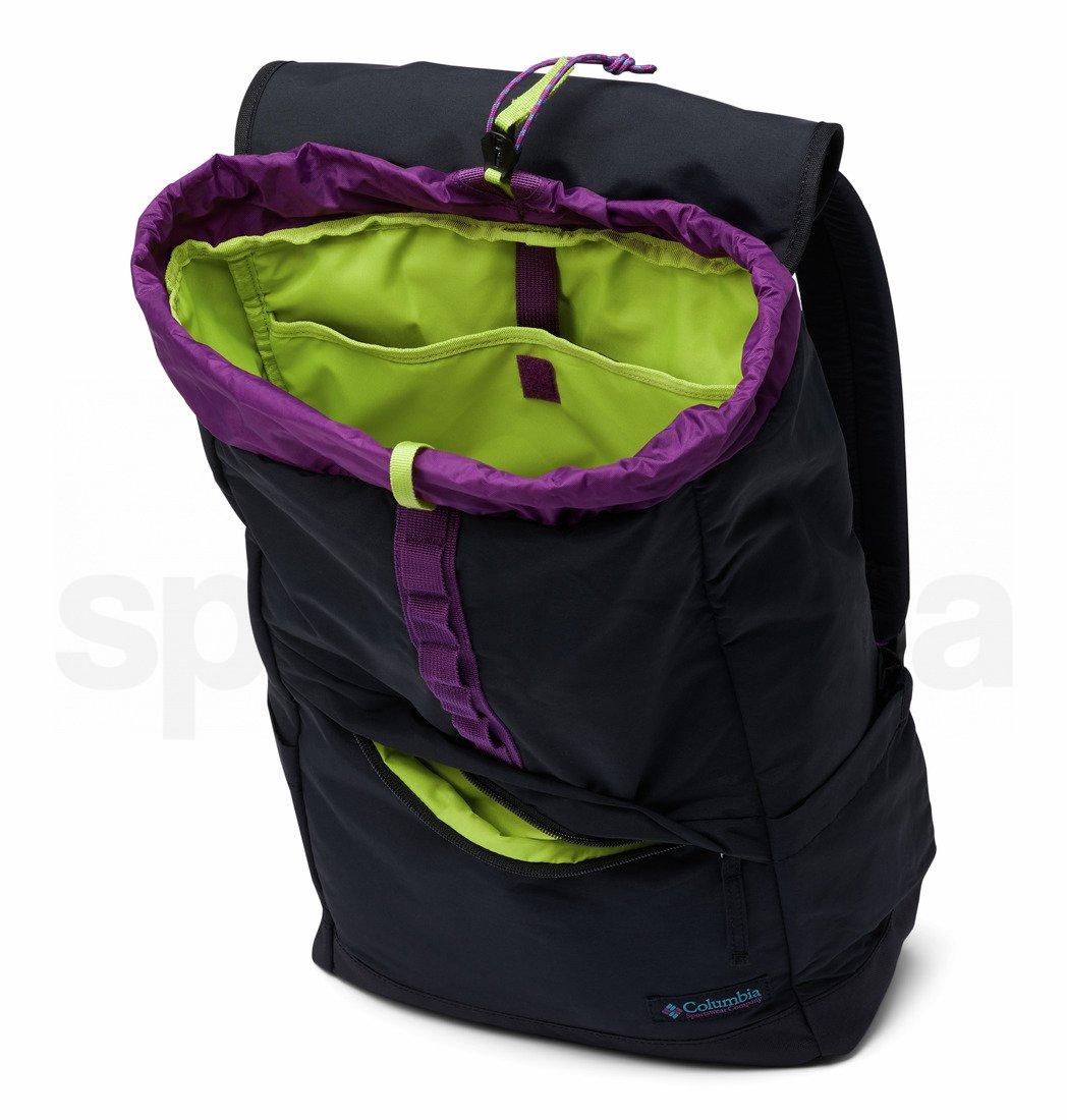 Batoh Columbia Falmouth™ 21L Backpack - černá/fialová