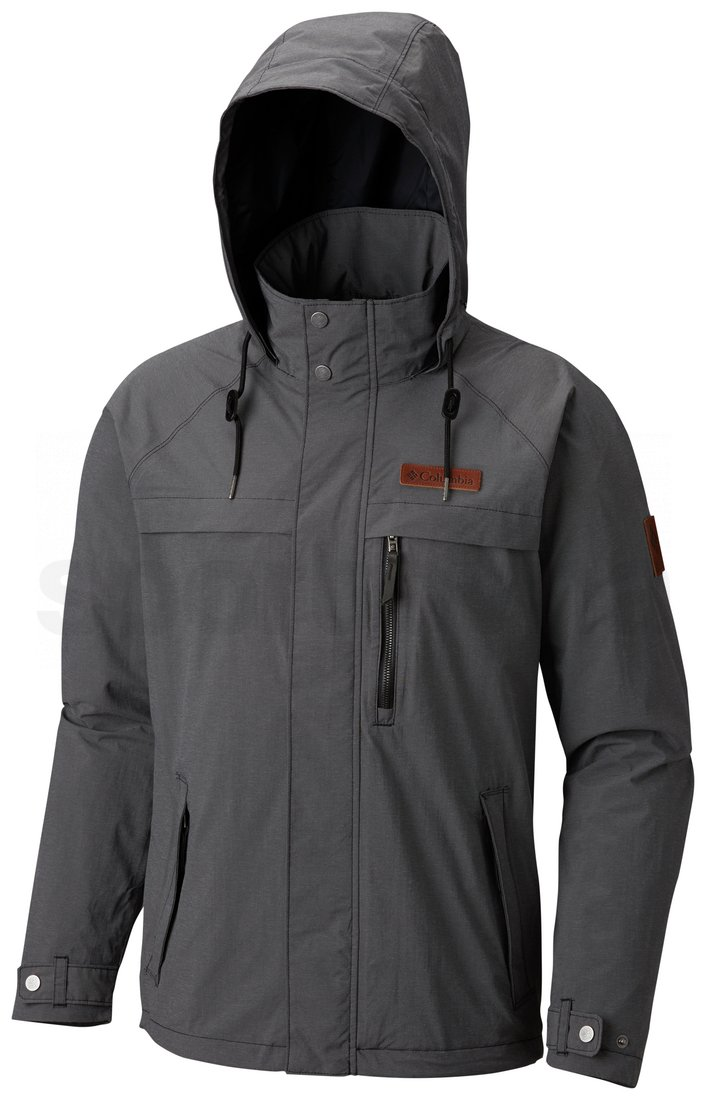 Bunda Columbia Good Ways™ Jacket M - tmavě šedá