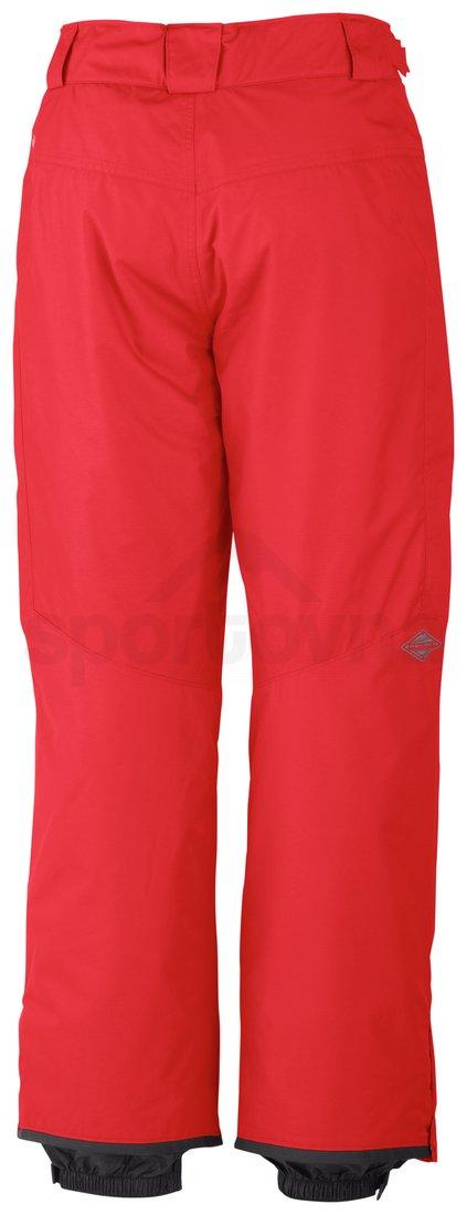 Kalhoty Columbia Bugaboo II Pant M - červená