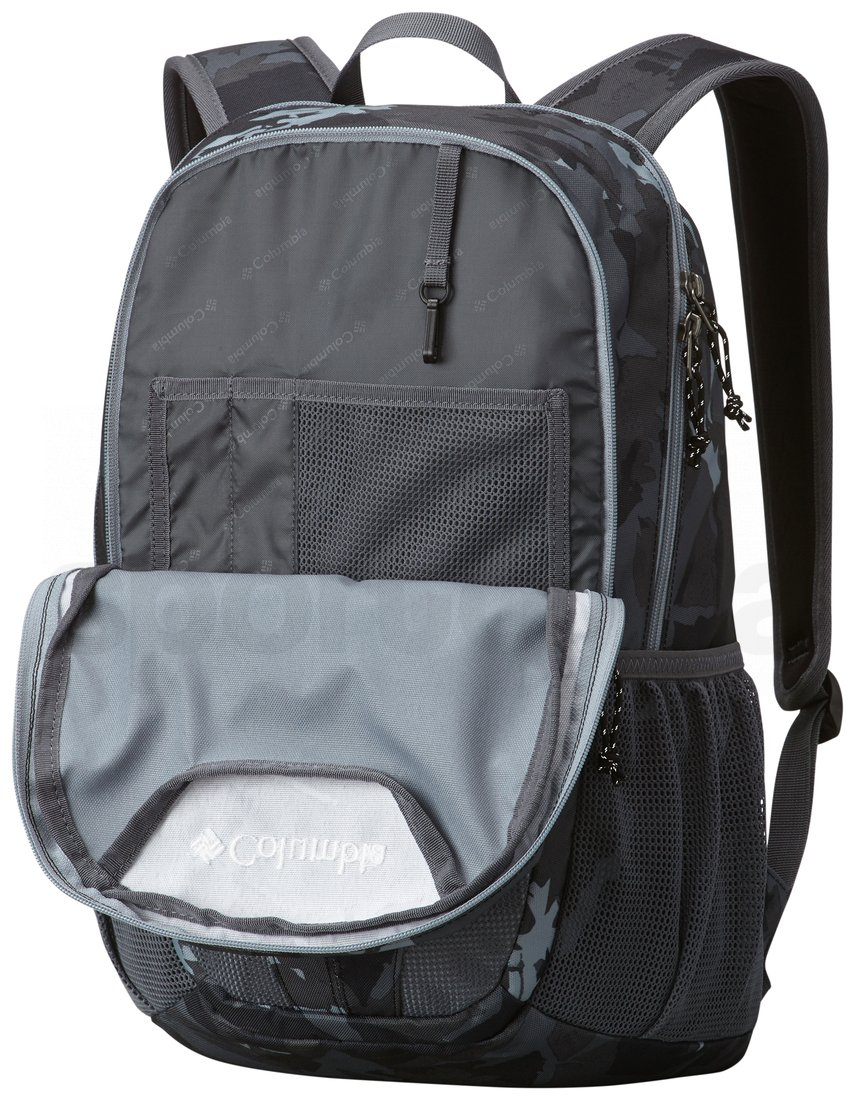 Batoh Columbia Beacon™ Daypack - šedá/černá