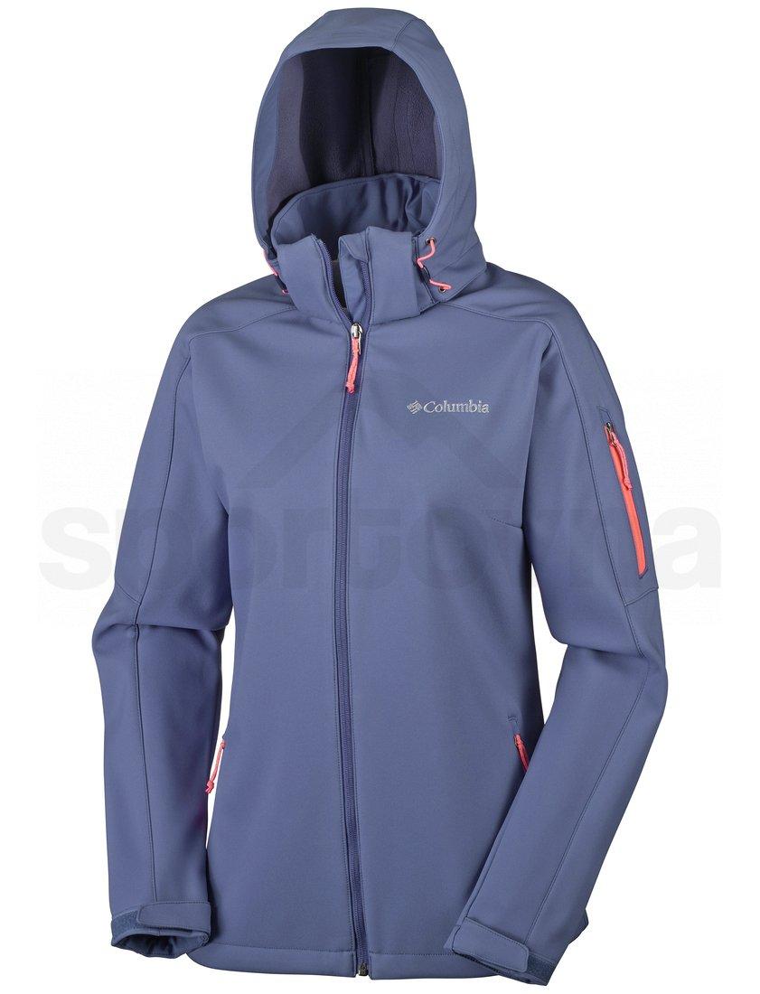 Bunda Columbia Cascade™ Ridge Jacket W - fialová