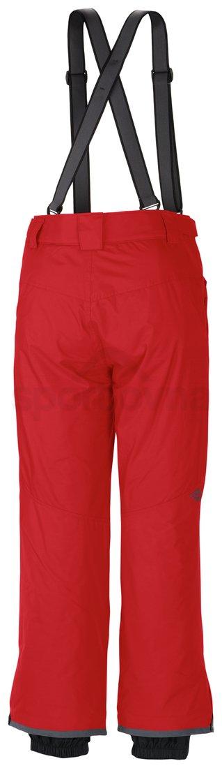 Kalhoty Columbia Bugaboo™ Suspender Pant M - červená