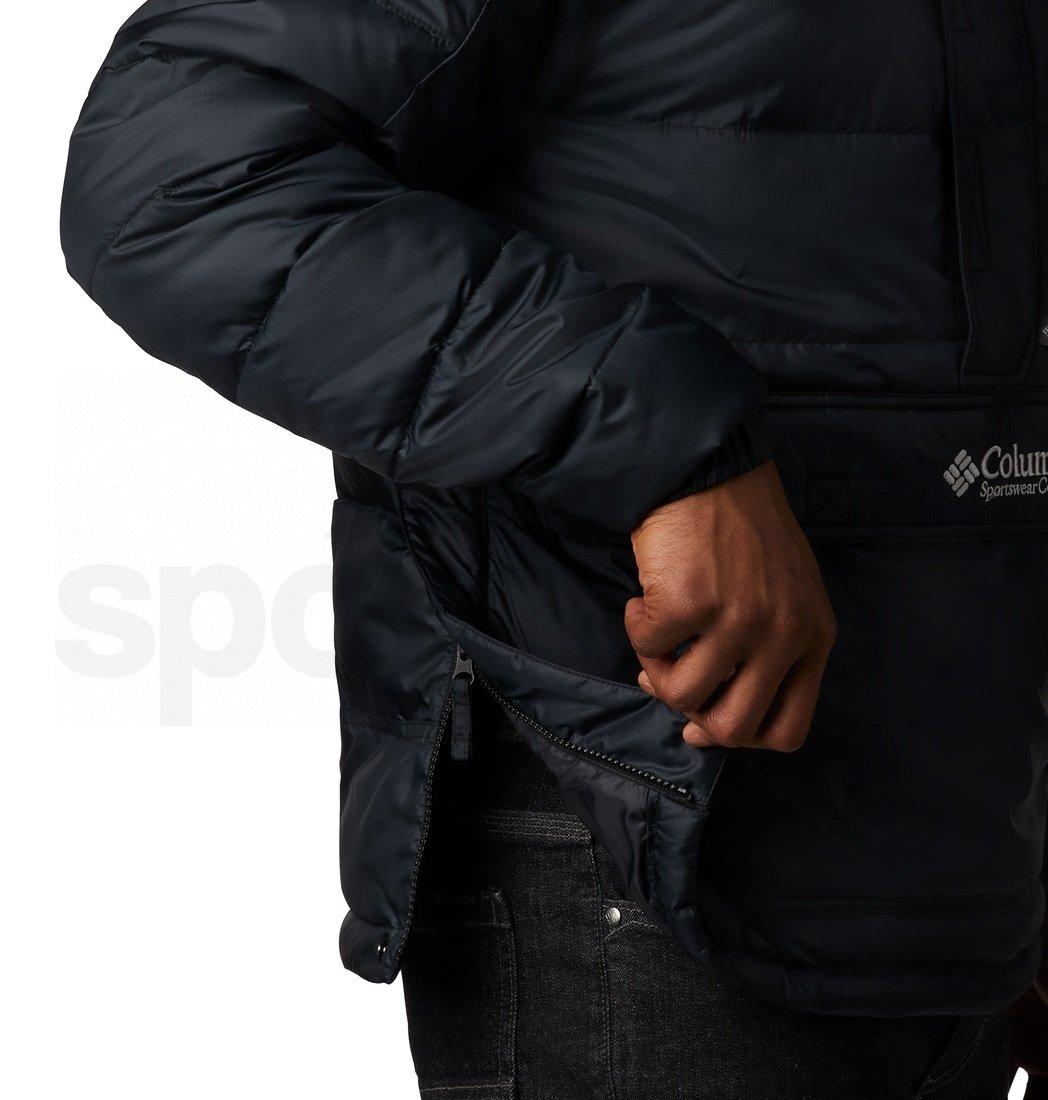 Bunda Columbia Lodge™ Pullover Jacket M - černá