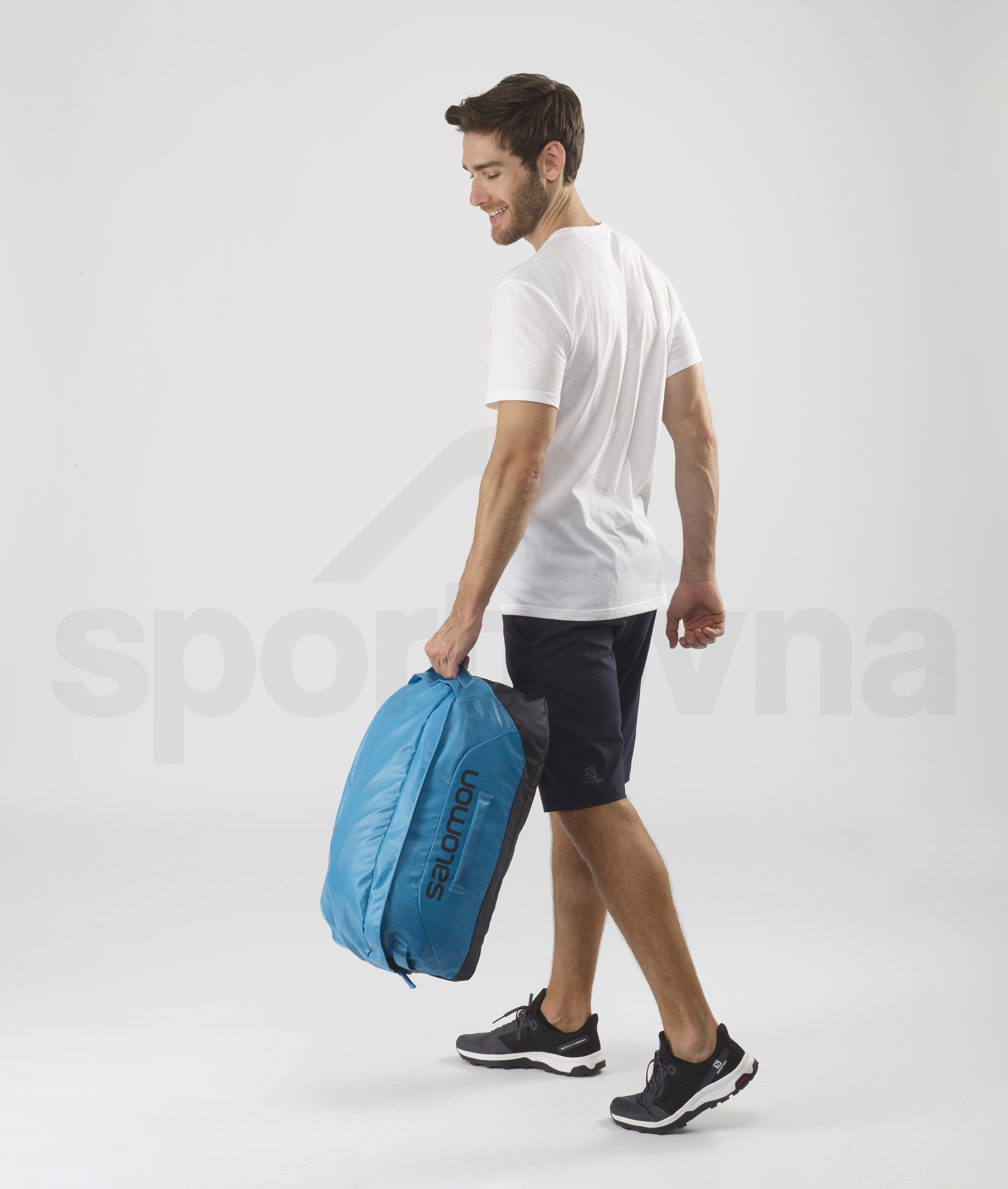 Cestovní taška Salomon OUTLIFE DUFFEL 25 - modrá/černá