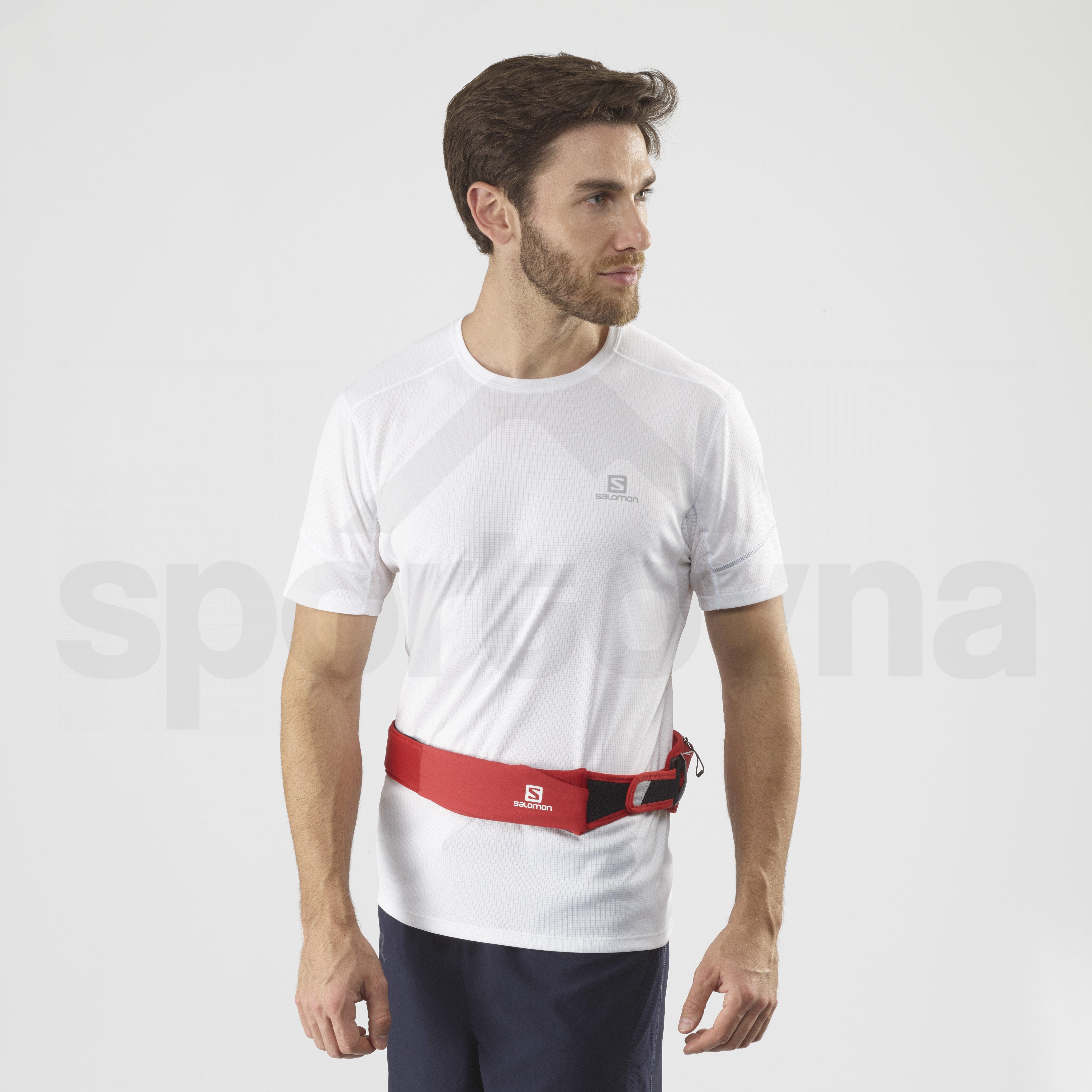 Pás Salomon AGILE 250 SET BELT - červená