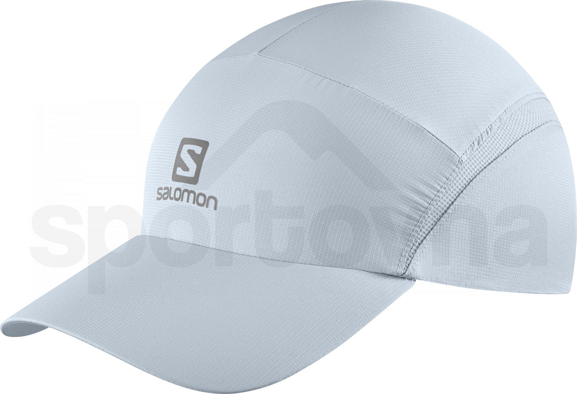 Kšiltovka Salomon XA CAP - modrá/šedá