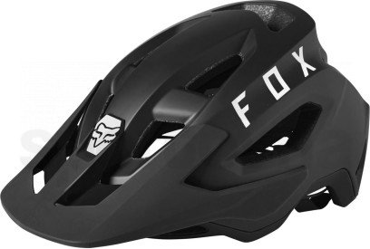 Cyklo přilba Fox Speedframe Helmet Mips - černá/bílá