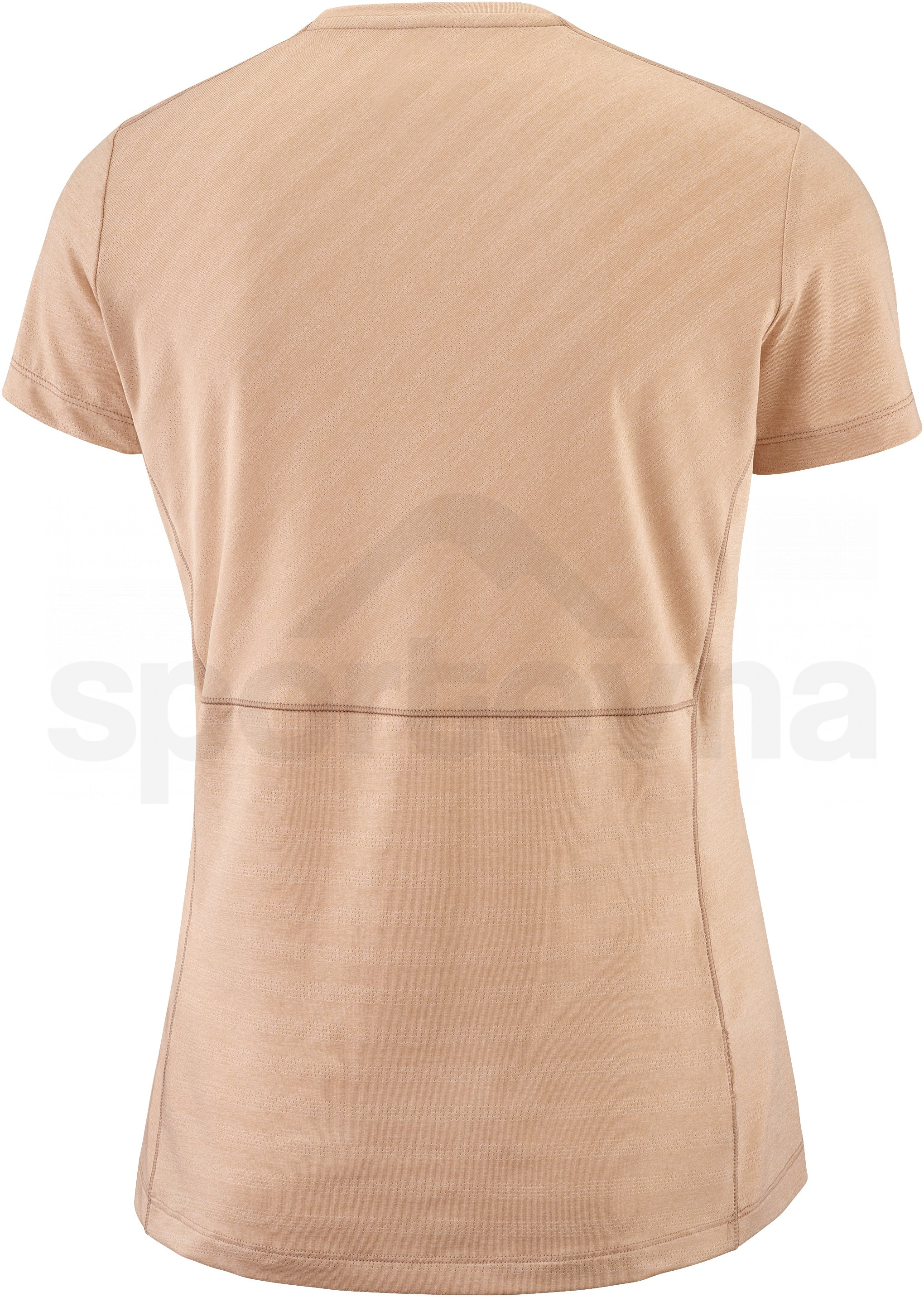 Tričko Salomon XA Tee W - růžová