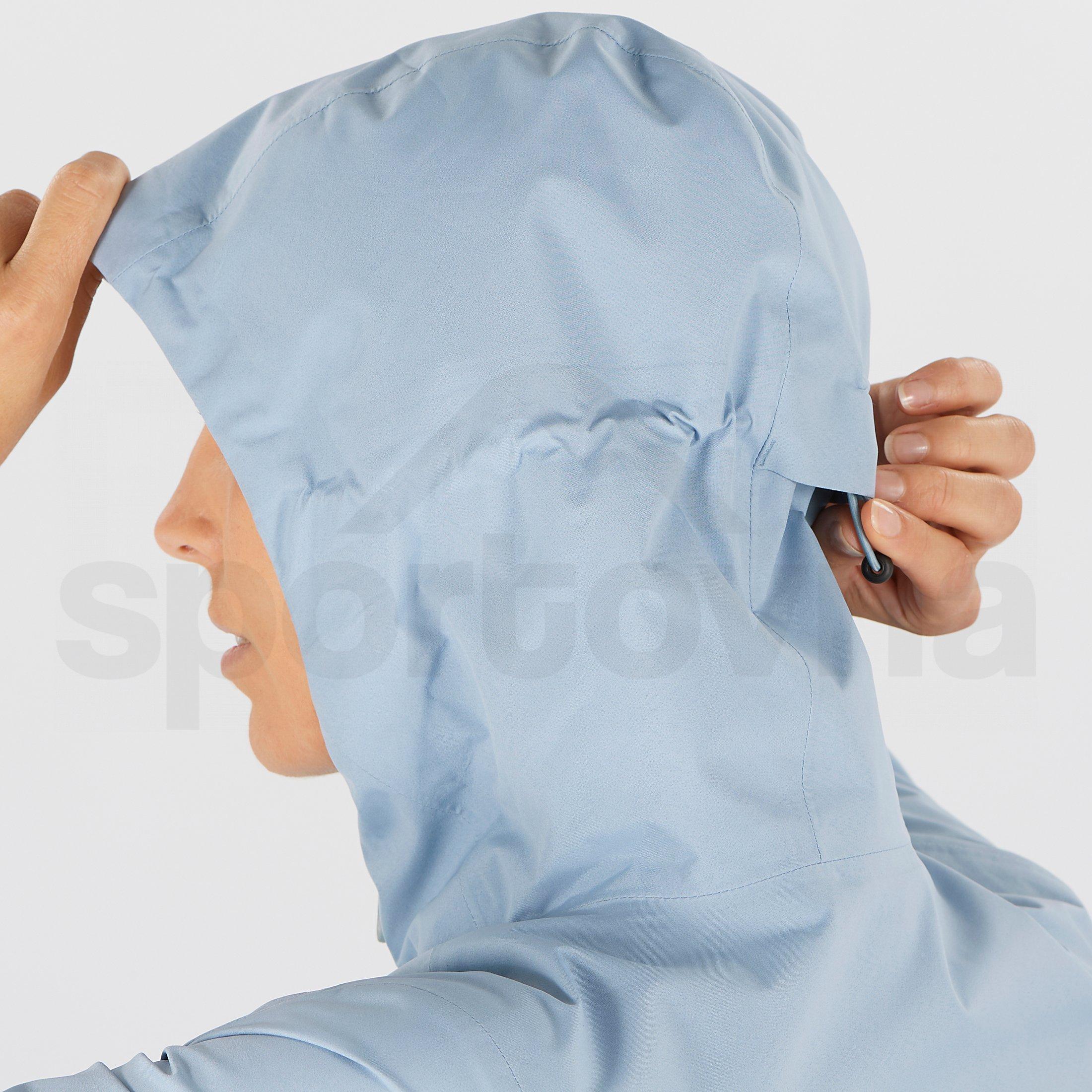 Bunda Salomon Outrack WP JKT W - modrá