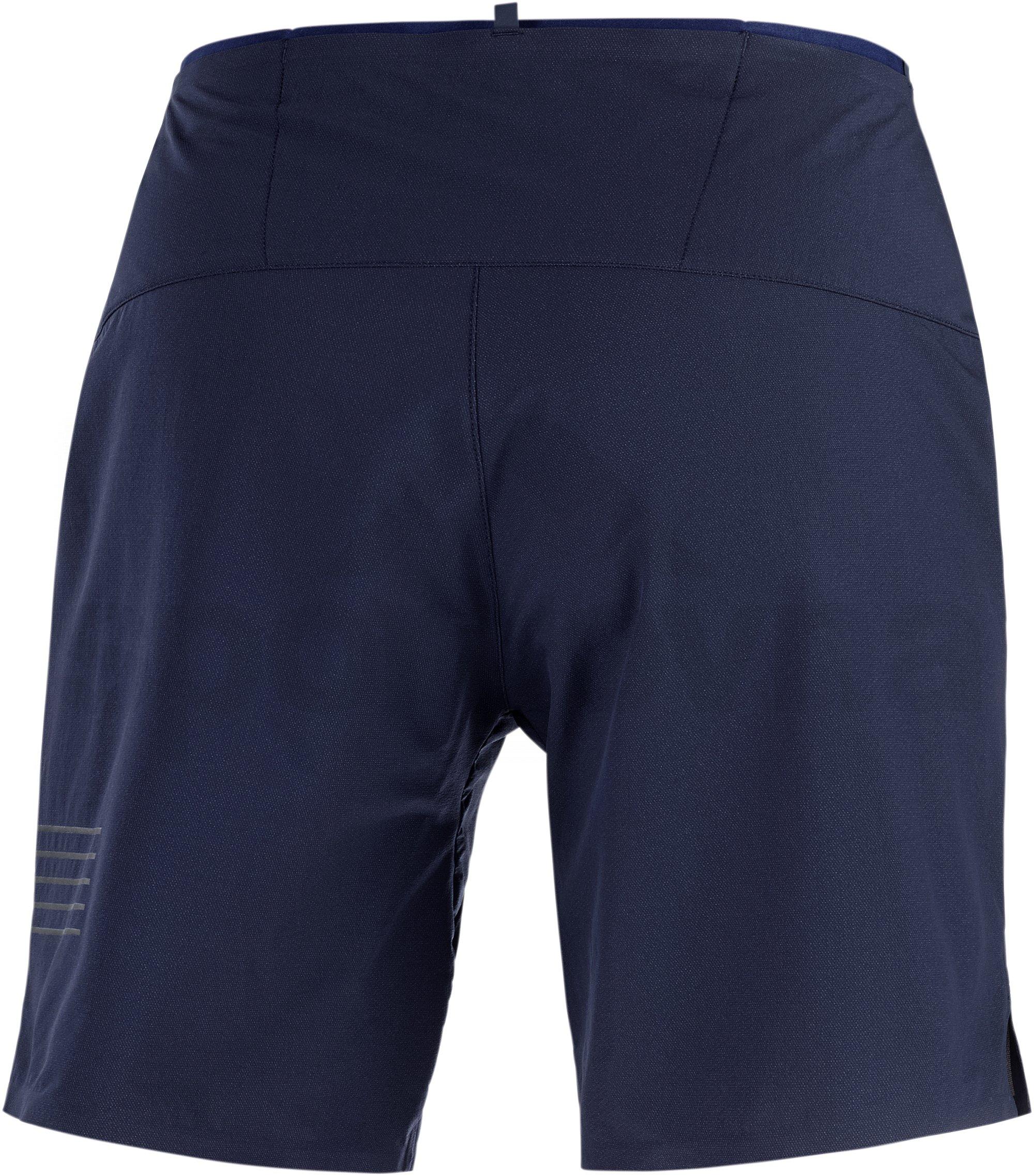 Kraťasy Salomon Outspeed Shorts W - modrá