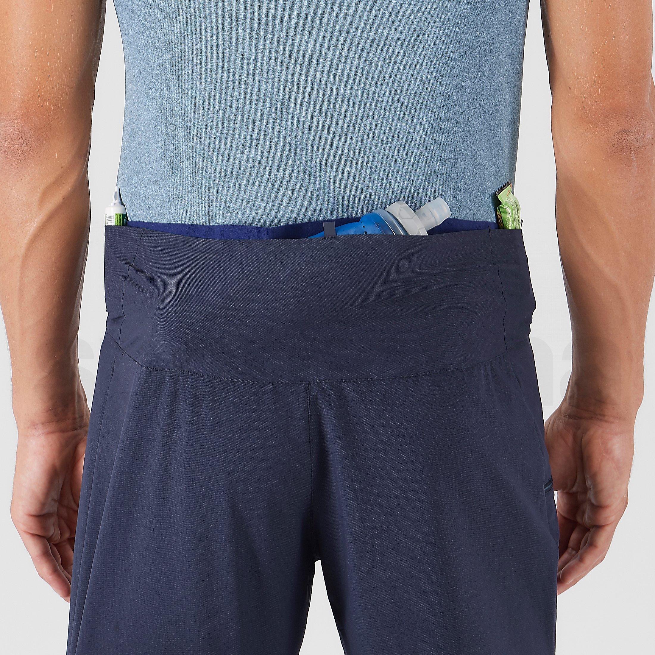 Kraťasy Salomon Outspeed Shorts M - modrá