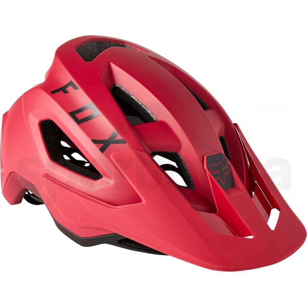 Fox Speedframe Helmet Mips červená