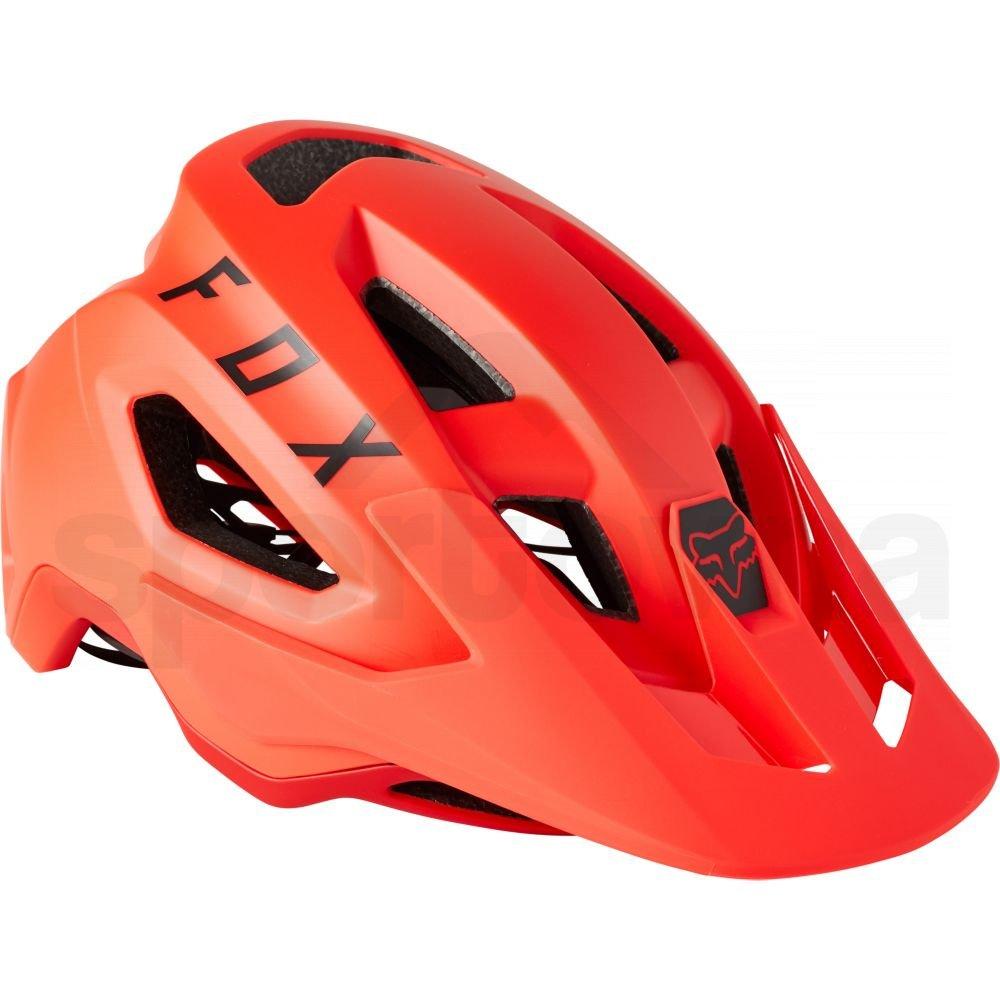 Fox Speedframe Helmet Mips oranžová