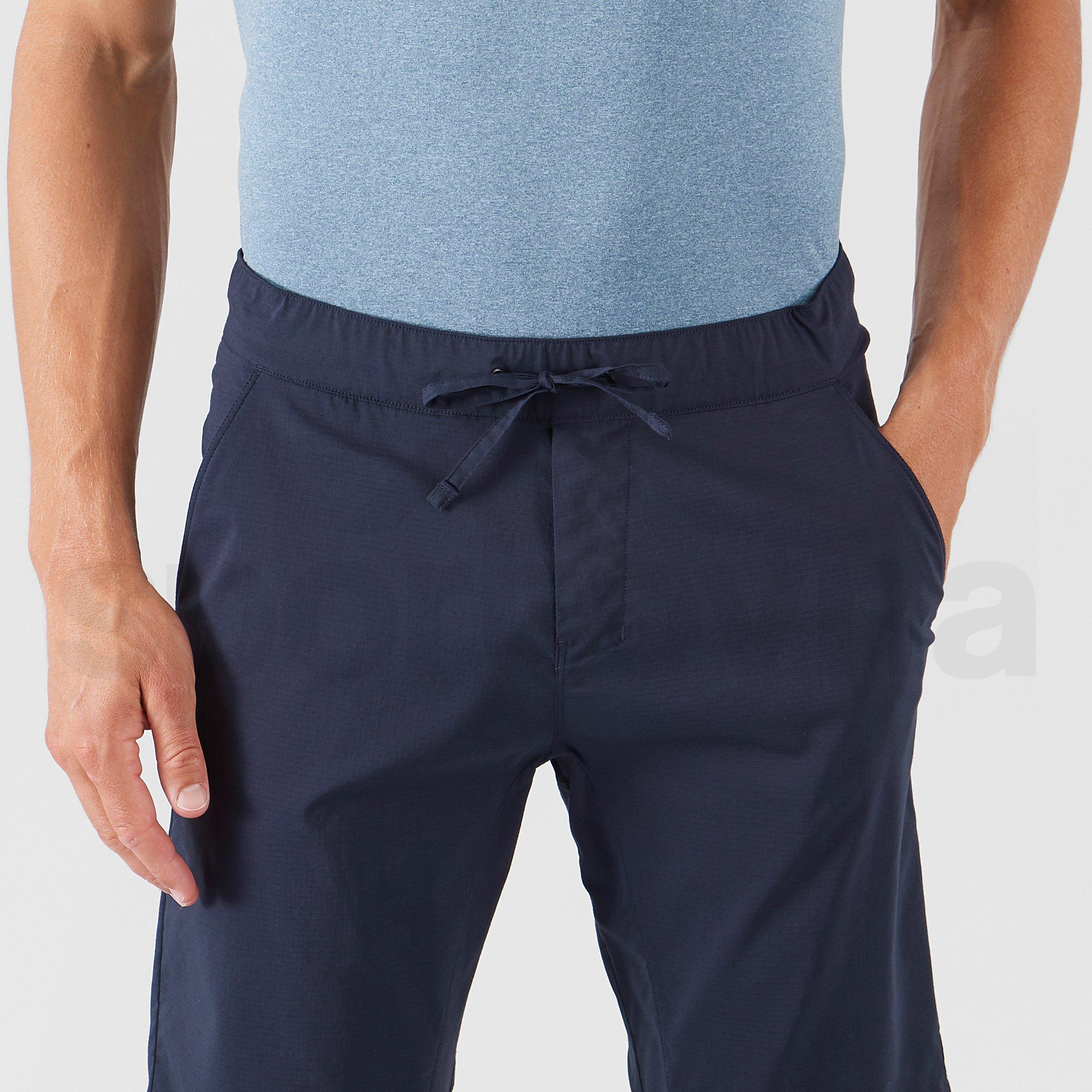 Kraťasy Salomon Explore Shorts M - modrá