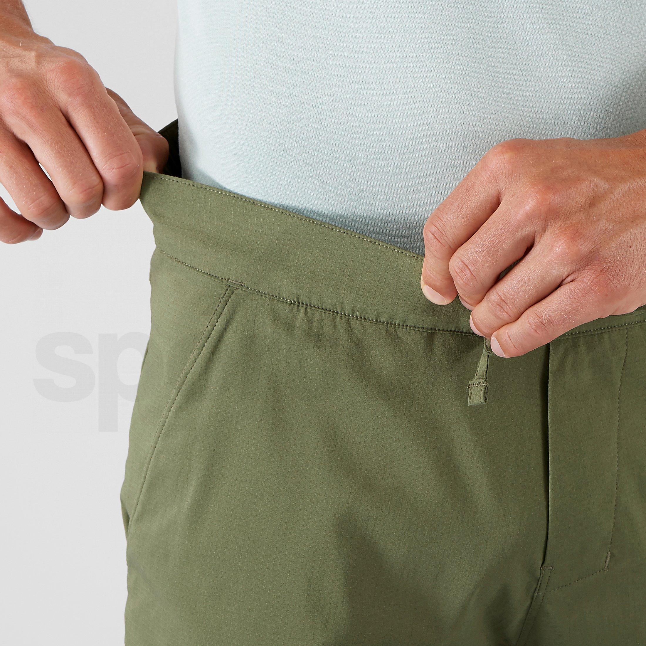 Kraťasy Salomon Explore Shorts M - zelená