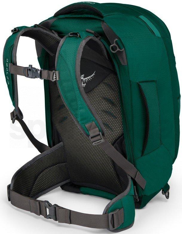 Cestovní taška Osprey Fairview 40 W - zelená